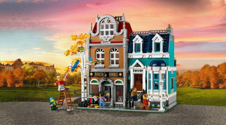 LEGO creator expert - Boekenwinkel (10270)