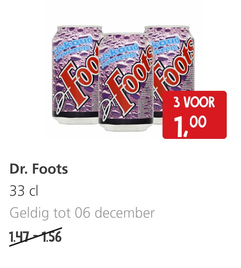 Dr. Foots (Zero)