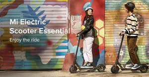 XIAOMI Mi Scooter Essential