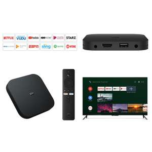 XIAOMI Mi Box S 4K Android TV Global Version