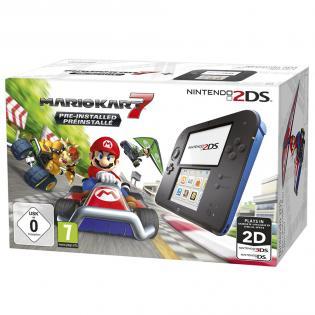 Nintendo 2DS + Mario Kart 7 Bundle €88 @ Redcoon