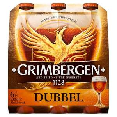 Grimbergen (6-pack) Dubbel & Tripel: 2 halen 1 betalen - Vomar