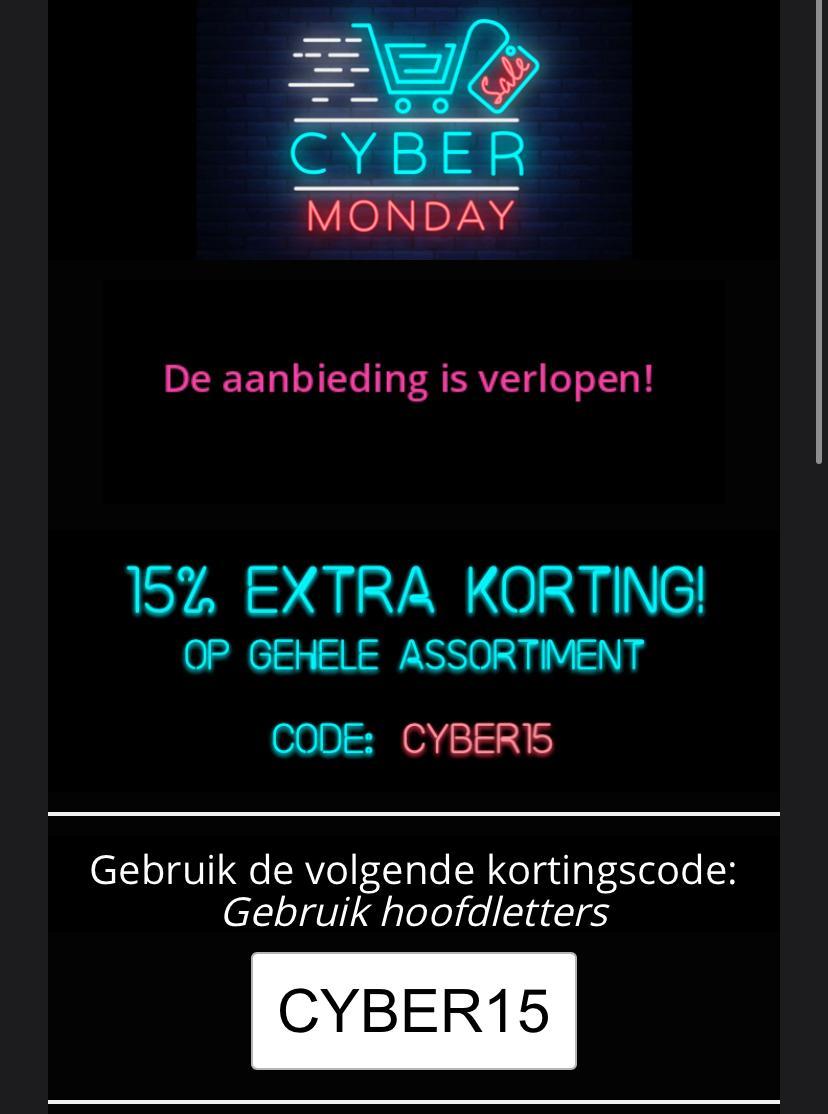 Babydrogist.nl 15% Extra korting op alles