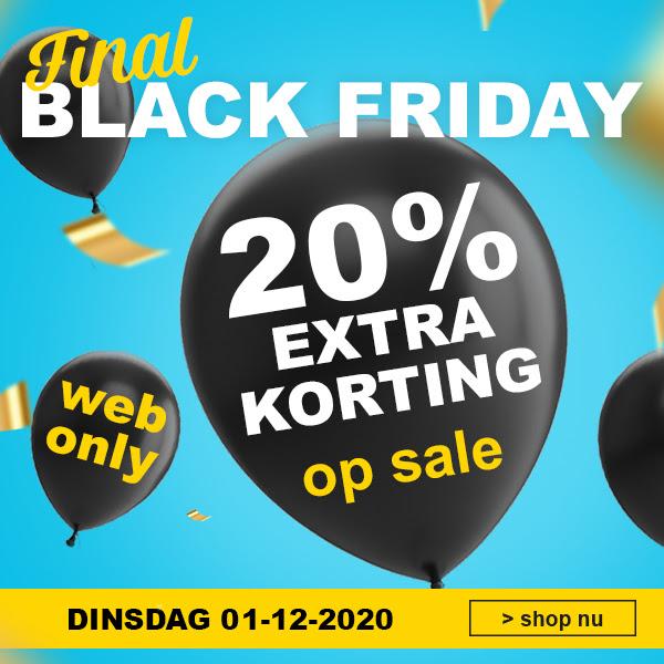 Vandaag 20% EXTRA op sale @ Scapino