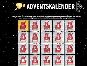 Pathé adventskalender.