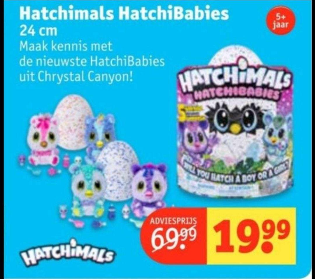 Hatchimals @ Kruidvat