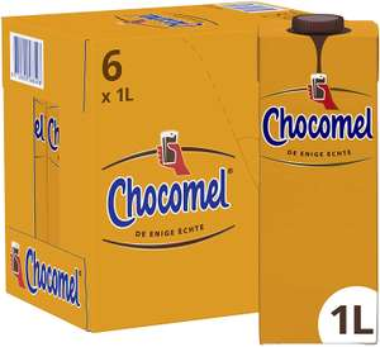 6 pakken Chocomel voor €4,99