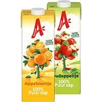 Appelsientje 1 liter vanaf €0,54 (60% korting) Bonus Actie @AlbertHeijn