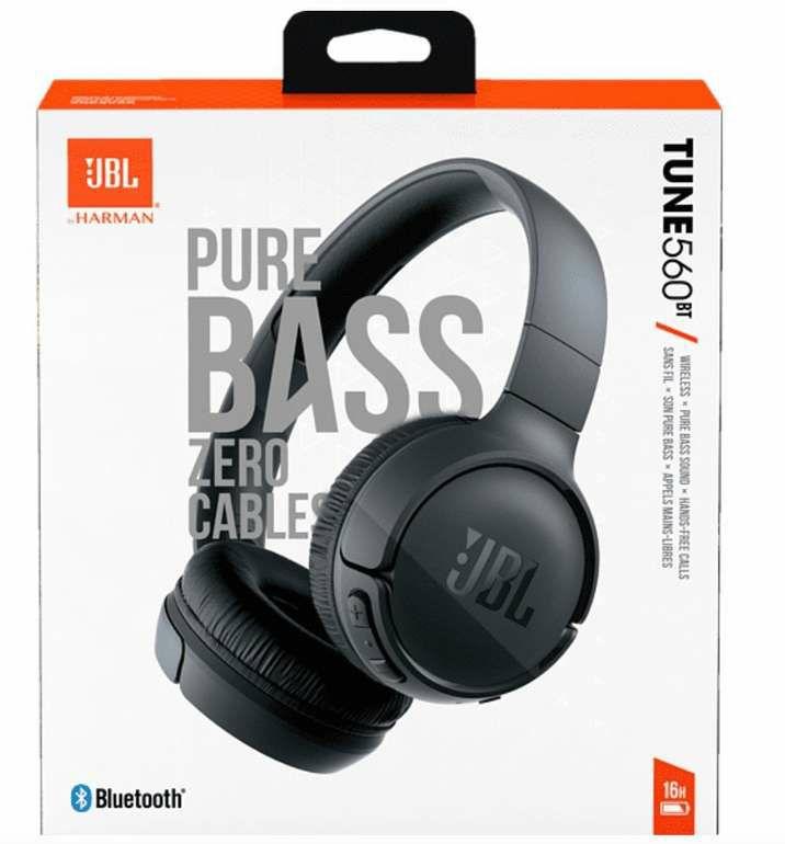 JBL T560BT headphone