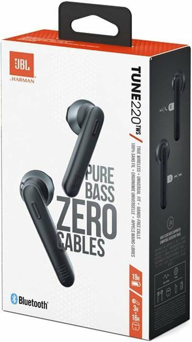JBL Wireless ear-budtune 220tws-oordopjes