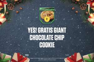 New York Pizza - GRATIS Giant Chocolate Chip Cookie