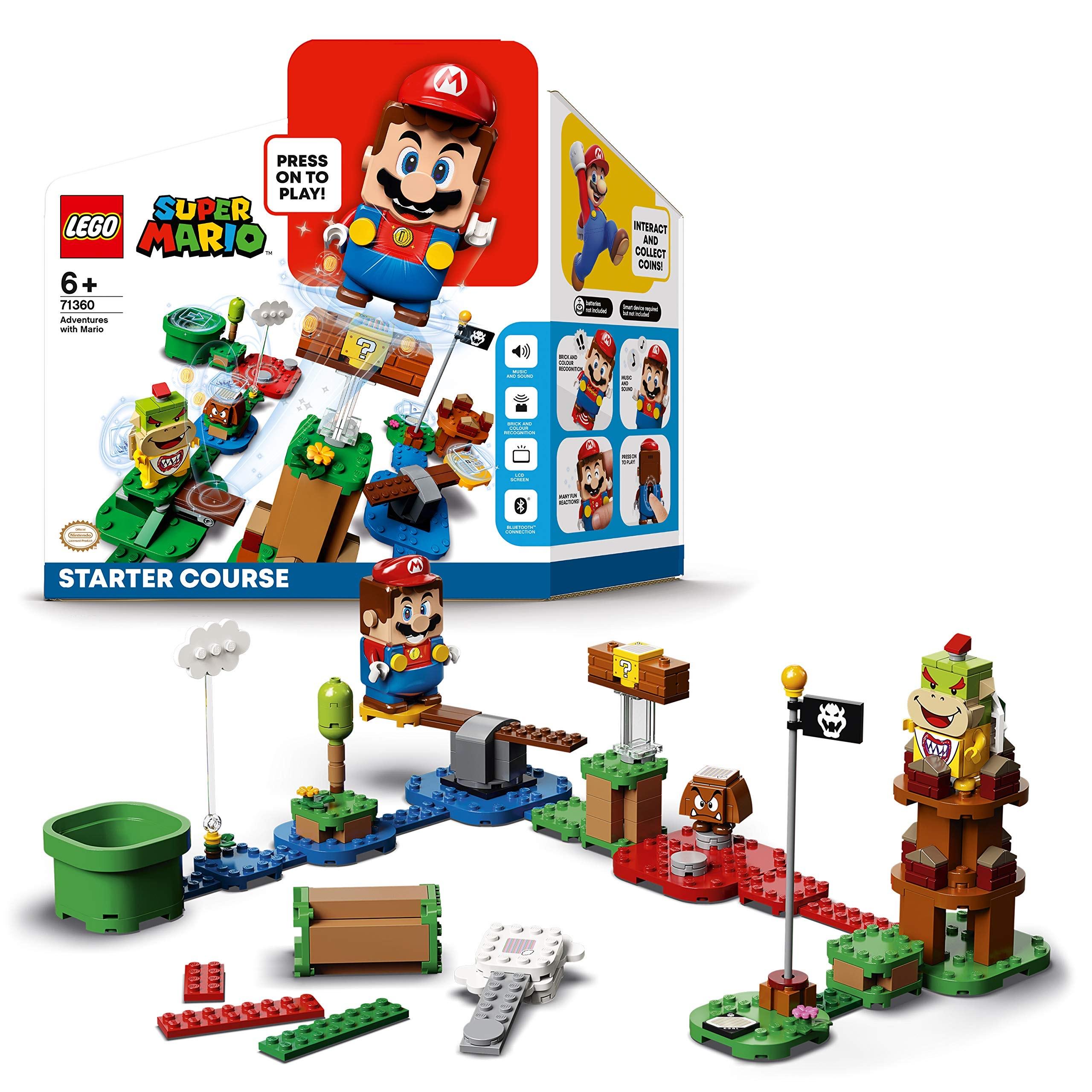 Mario 71360 starterset