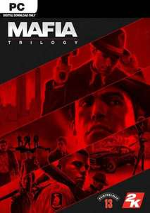 Mafia Trilogy: Definitive Editions