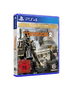 Tom Clancy'S: The Division 2 - Gold Edition (PS4/XB1) @ Amazon.de
