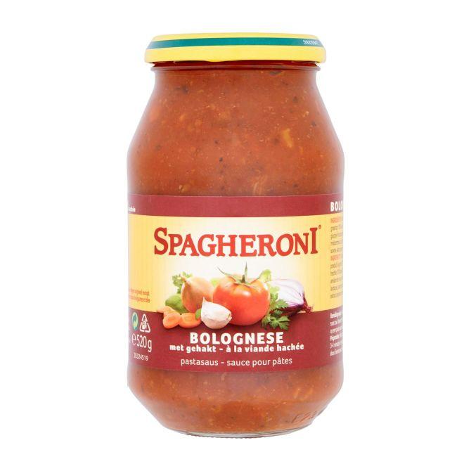 Heinz Spagheroni bolognese van €2,50 voor €1 @ Coop