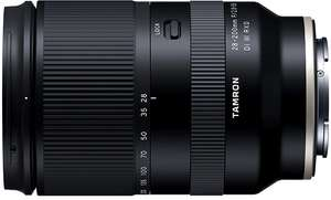 Tamron 28-200 f2.8-5.6 for Sony E MOUNT
