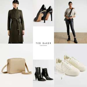 Ted Baker dames -70% // sneakers -50% + 10-40% EXTRA