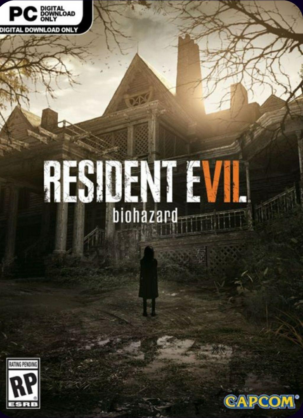 Resident Evil 7 Steam key