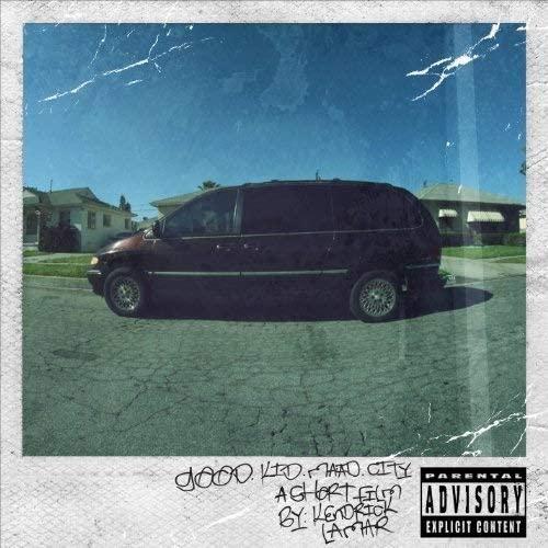 Kendrick Lamar - Good Kid, M.a.a.d City LP (Vinyl)