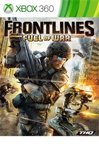 Frontlines: Fuel of War + DLC gratis voor Xbox Live Gold members