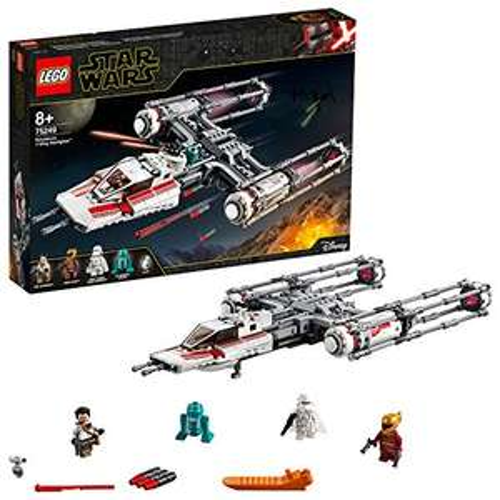 LEGO Resistance Y-Wing Starfighter™ (75249) (Laagste prijs ooit)