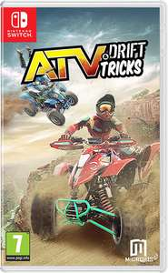 ATV Drift & Tricks (Switch) @ Nintendo eShop