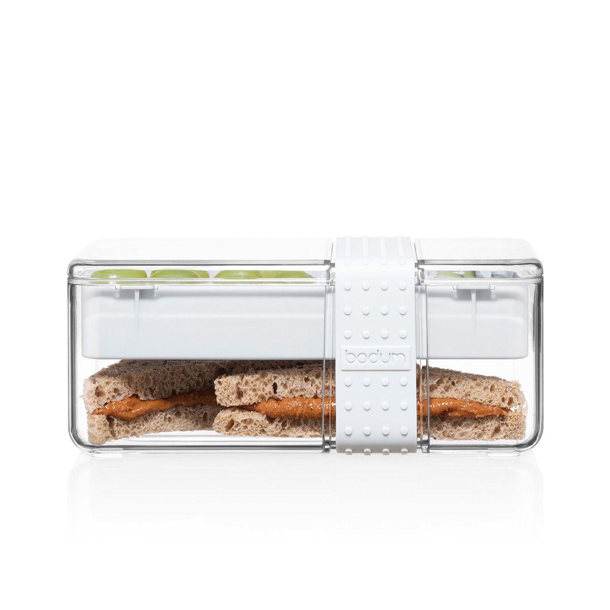 Bodum Bistro Lunchbox / broodtrommel met bestek voor €12,71 p.s. @ Bodum