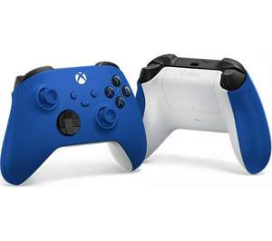 Xbox Wireless Controller Shock Blue voor €47,99