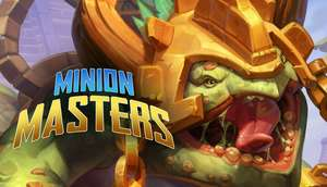 [Steam/PC] Claim gratis de Minion Masters - Uprising DLC @Steam