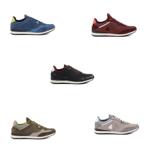 Heren sneakers - 5 kleuren - nu €31,96 met code @ Sacha