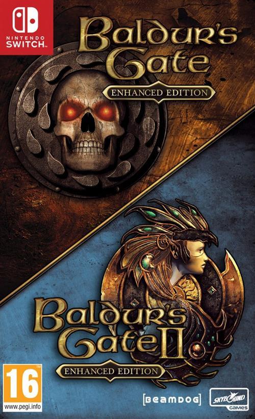 Baldur's Gate Enhanced Edition (Nintendo Switch) @Amazon.nl
