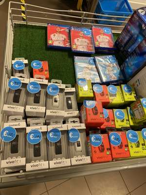 Garmin Vivo Jr activity tracker (lokaal) Albert Heijn Amsterdam Cornelis Troostplein