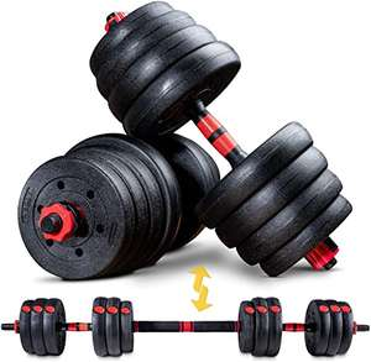 Dumbbell/halter set - 40kg