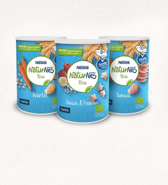 GRATIS NaturNes® Bio Nutripops