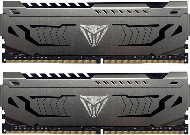 Patriot Viper Steel DDR4-4000CL19(19-19-19-39)(Samsung B-Die) 16GB (2 x 8GB) geheugen