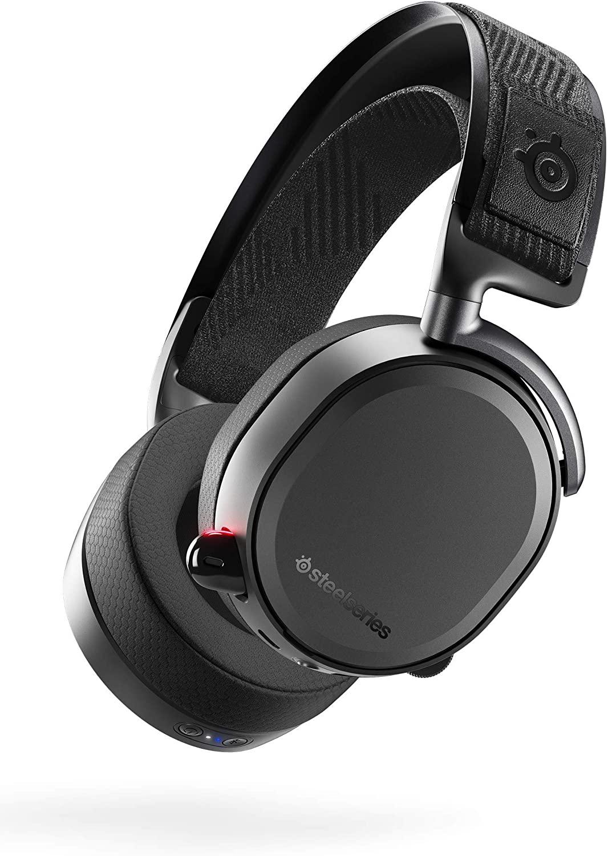 Steelseries Arctis Pro Wireless Headset Zwart