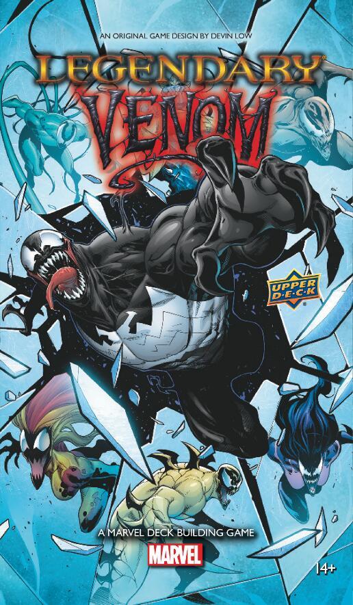 Marvel Legendary uitbreiding: Venom