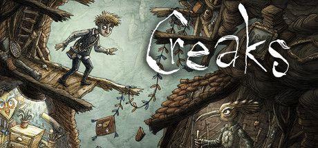 Creaks game van Armanita design