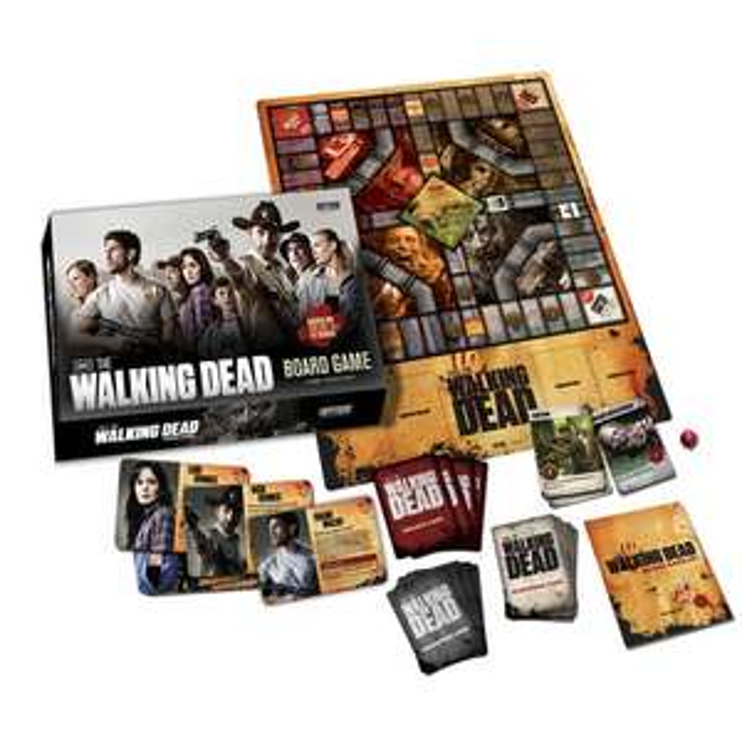 The Walking Dead Board Game (TV version) || @Zavvi