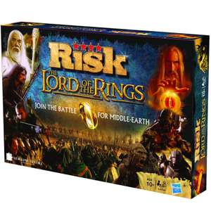 Risk - Lord of the Rings || @Zavvi
