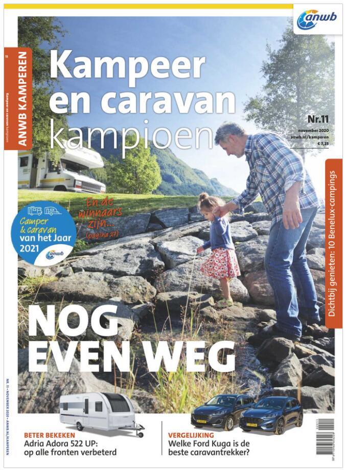 Lees gratis Kampeer & Caravan Kampioen