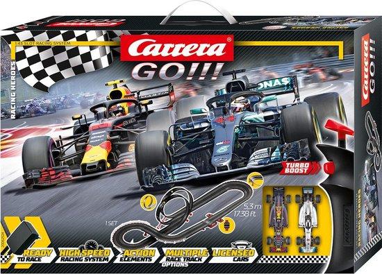 Carrera racebaan Racing Heroes
