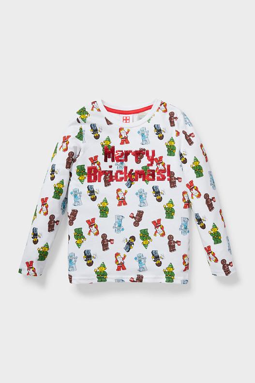 Merry Brickmas - Kersttrui voor kinderen (maat 104 t/m 134)