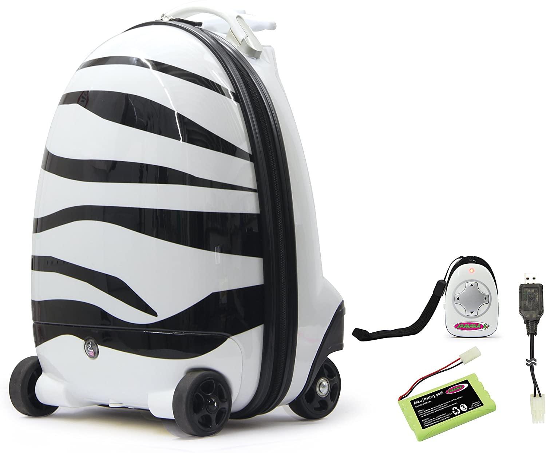 Jamara bestuurbare koffer zebra voor €39 @ Amazon.nl