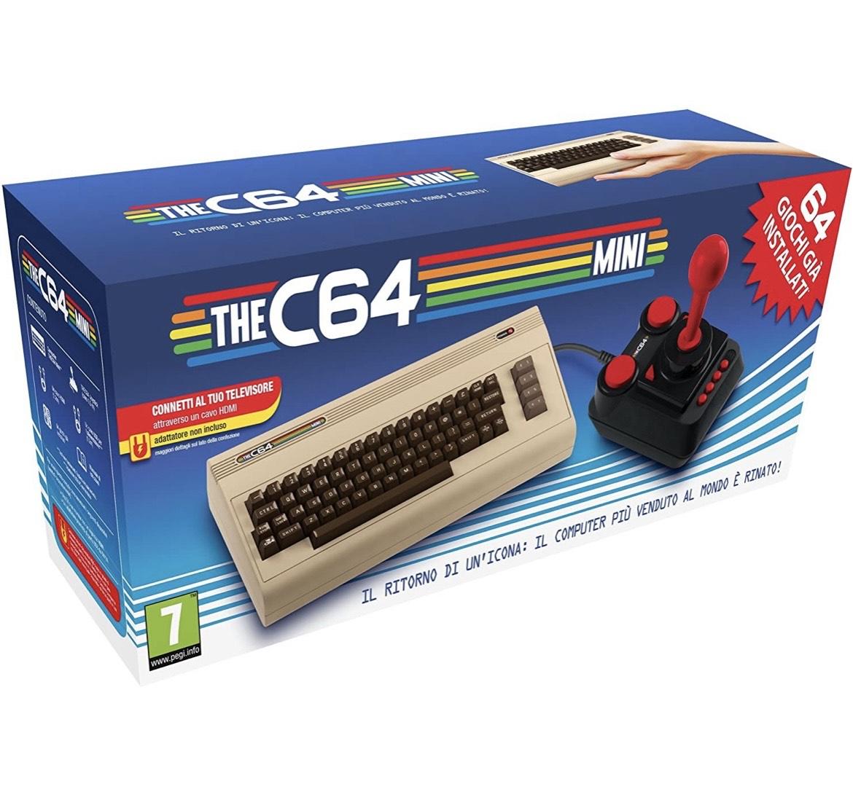 Commodore C64 Mini Console