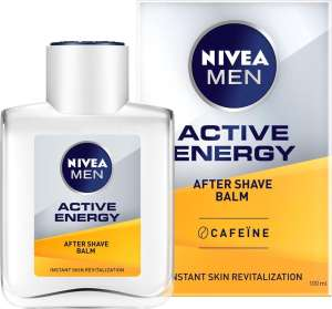 NIVEA MEN Active Energy Aftershave Balsem - 100ml