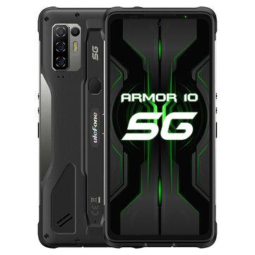 Ulefone Armor 10 met 5G, 8GB RAM, 128GB ROM, 4 camera's en draadloos laden