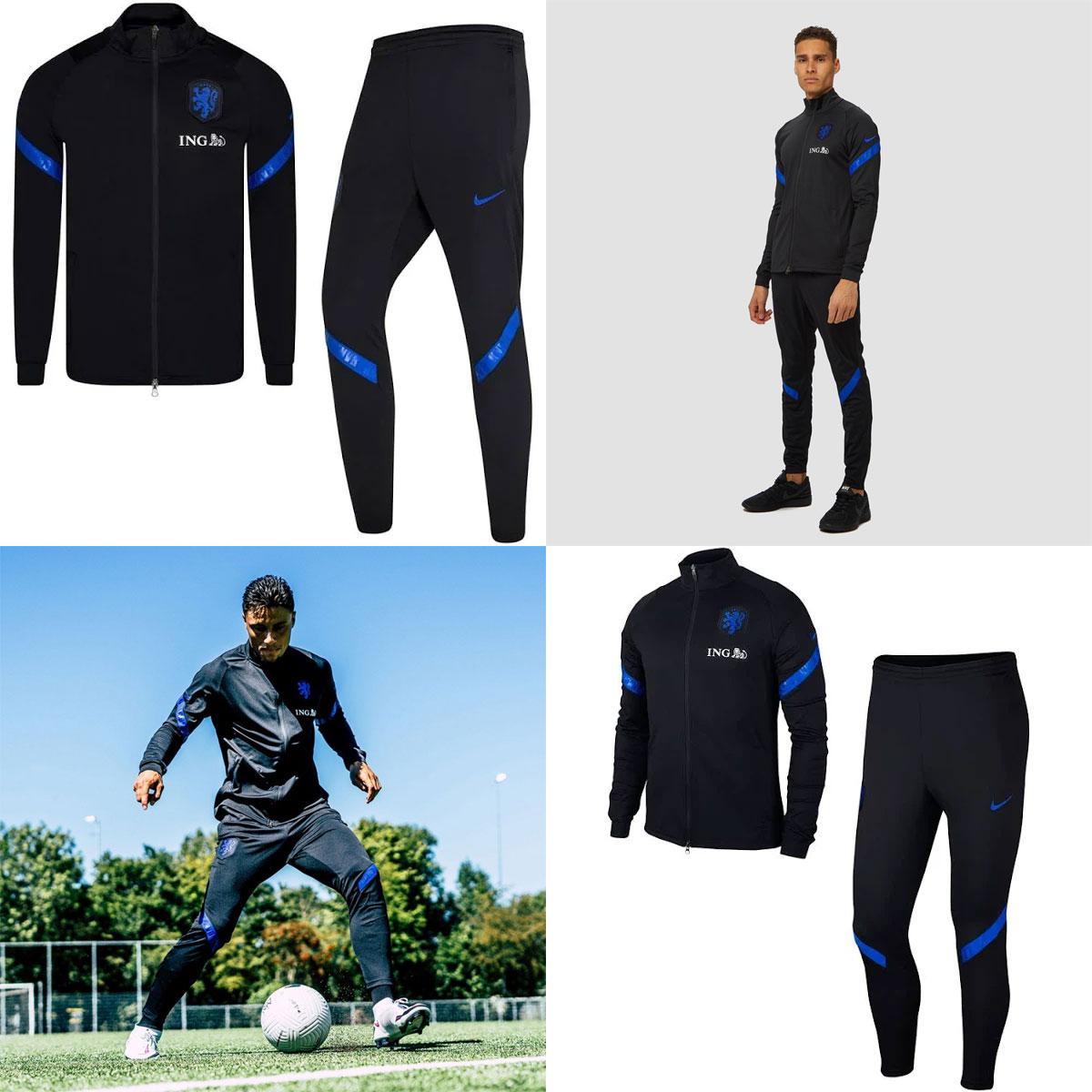 Nike Nederland Strike Trainingspak 2020-2022