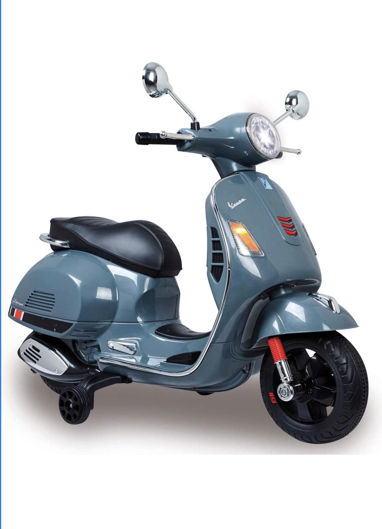 Jamara Elektrische Vespa-scooter