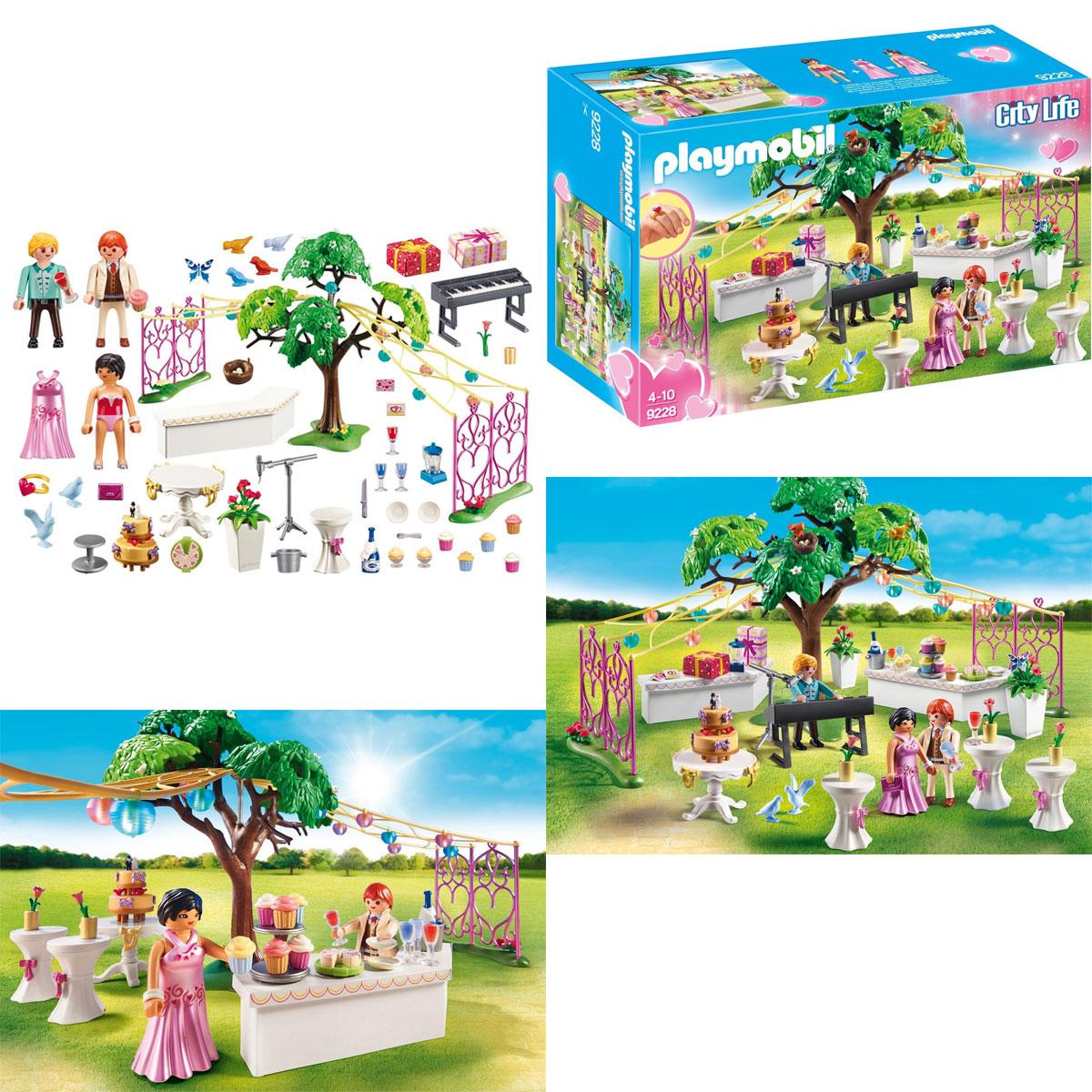 Playmobil 9228 Bruiloftsfeest
